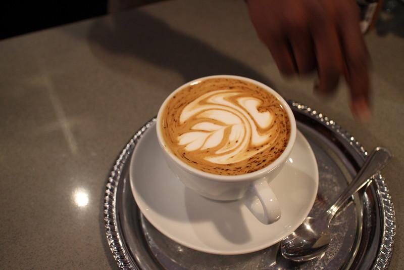 NY北欧カフェのリコリスカプチーノを自宅で再現