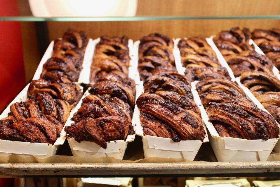 ニューヨークならではの「Breads Bakery」