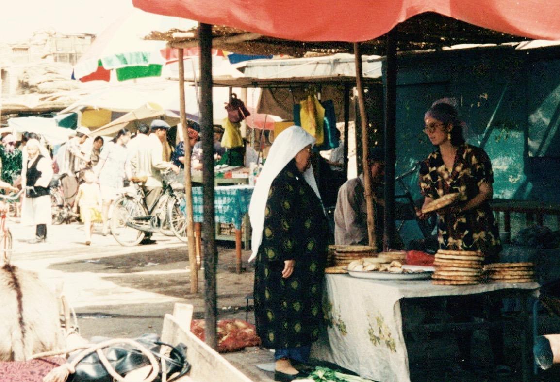 1990年の旅:垣間見た中央アジア