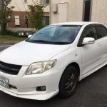 Toyota Corolla Axio Model 2007 Just For $3000USD