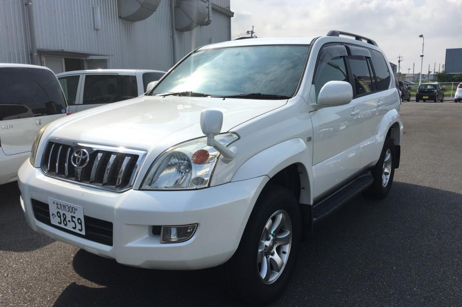 TOYOTA LANDCRUISER PRADO 2003 For $10,000 USD