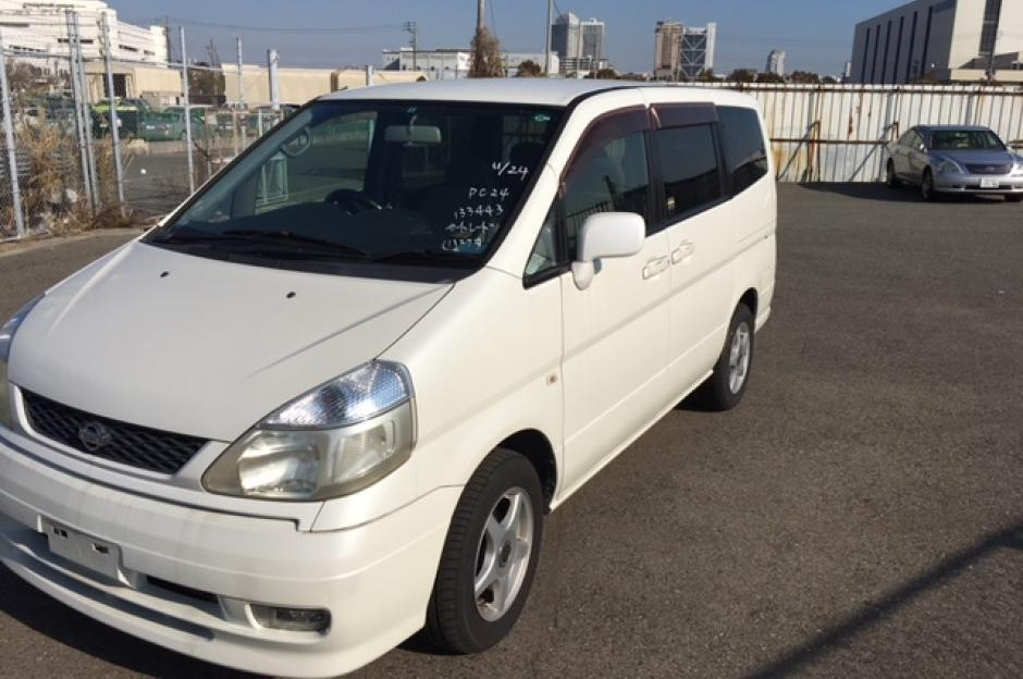 Nissan Serena 2001 Just for $ 1737 USD