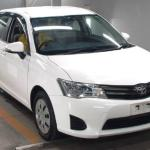 Toyota Corolla Axio Model 2012
