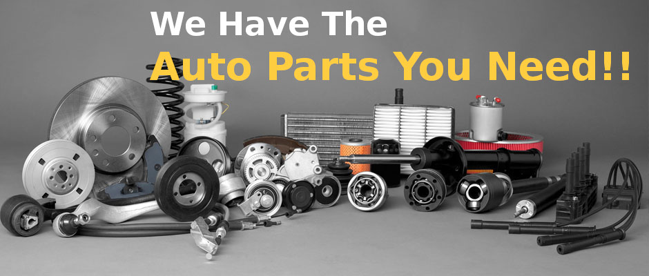 Used/New Japanese Auto Spare Parts