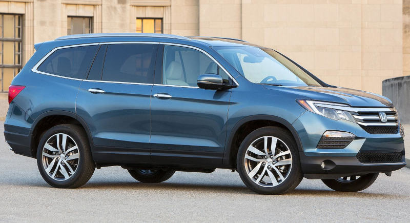 Honda To Revive Passport Name For Mid Size Cross-Over