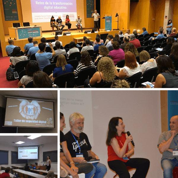 Congreso TIC y Educación en Valencia.