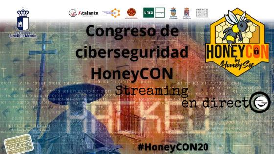Congreso de ciberseguridad HoneyCON en Palabra de hacker