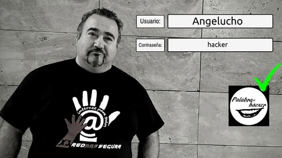 Ángel-Pablo Avilés 'Angelucho' entrevista en el canal de ciberseguridad Palabra de hacker