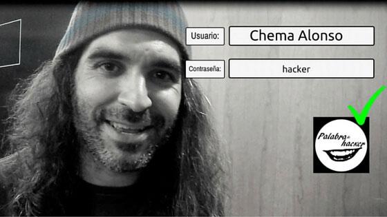 Chema Alonso, entrevista en Palabra de hacker.