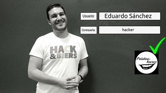 Eduardo Sánchez entrevista en Palabra de hacker.
