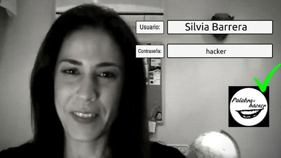 Silvia Barrera, entrevista en Palabra de hacker.