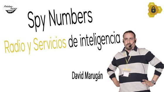 Estaciones de números: radio y servicios de inteligencia, charla de David Marugán en HoneyCON
