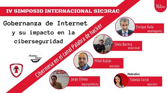 Gobernanza de Internet y su impacto en la ciberseguridad, cibermesa en Palabra de hacker.