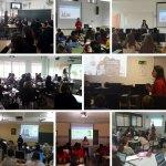 Programa Jornadas Escolares, sesiones de formación