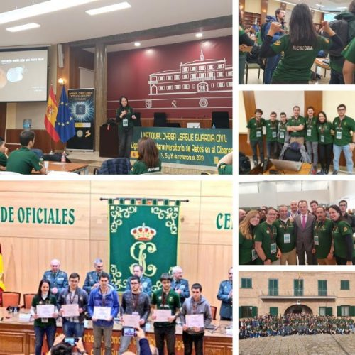 I National Cyber League de la Guardia Civil