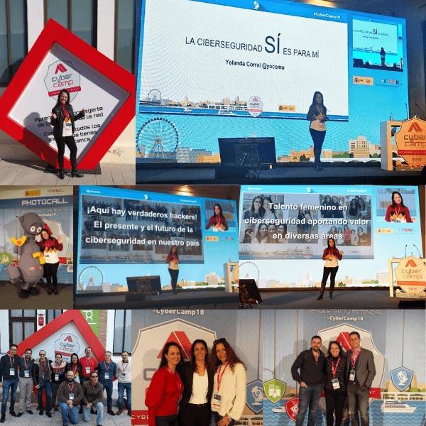 CyberCamp 2018 Málaga