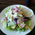 the-big-fat-greek-salad Yolas Cafe Madison WI