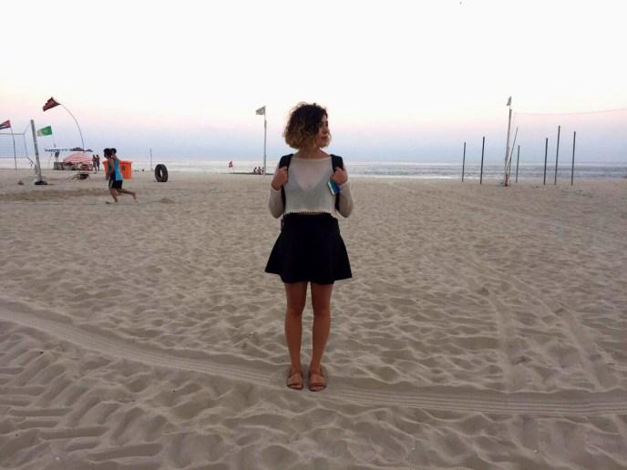 Copacobana Plajı - Asya'nın Poz Vermeyle İmtihanı