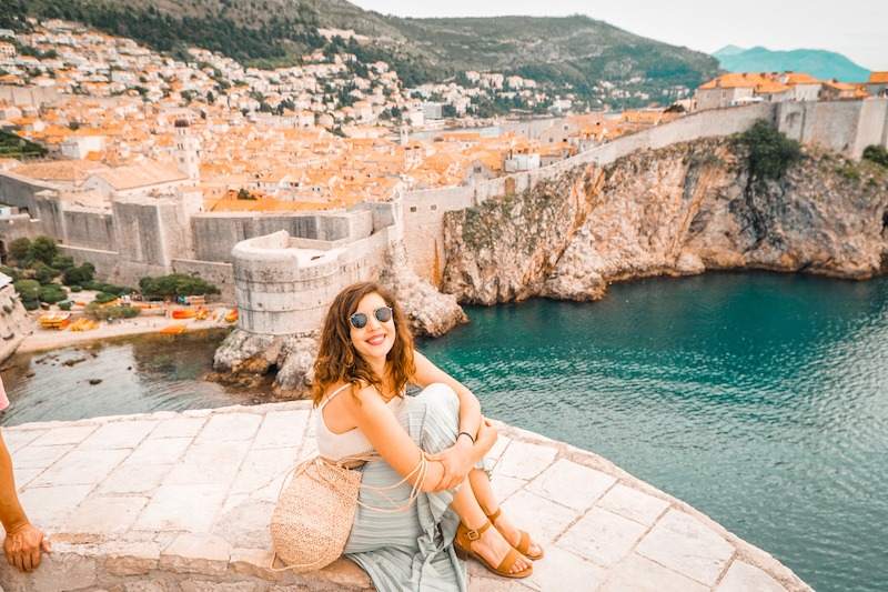 Dubrovnik - Lovrijenac Fortress