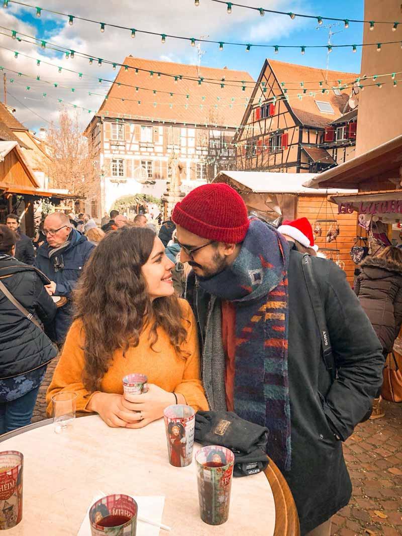 Alsace gezi rehberinde en güzel noel marketlerden bahsettik!
