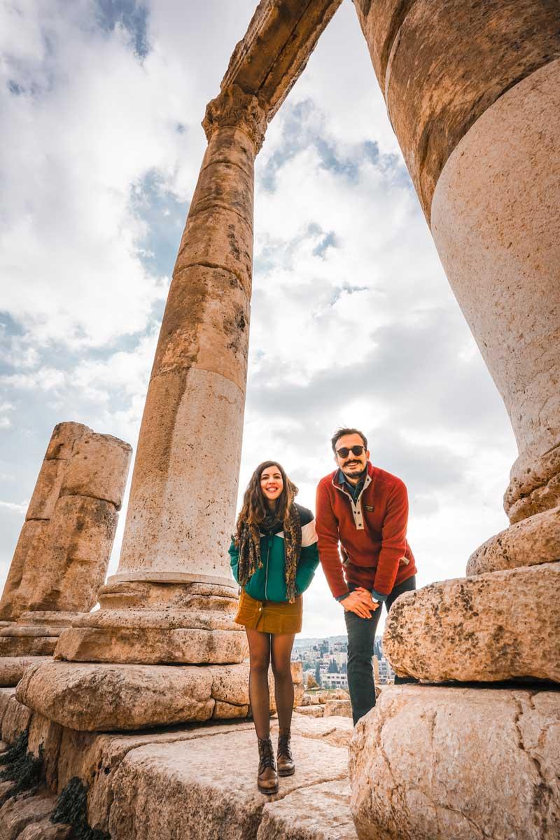 Amman'da gezilecek yerler