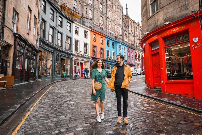 Edinburgh'da nereye gidilmeli?
