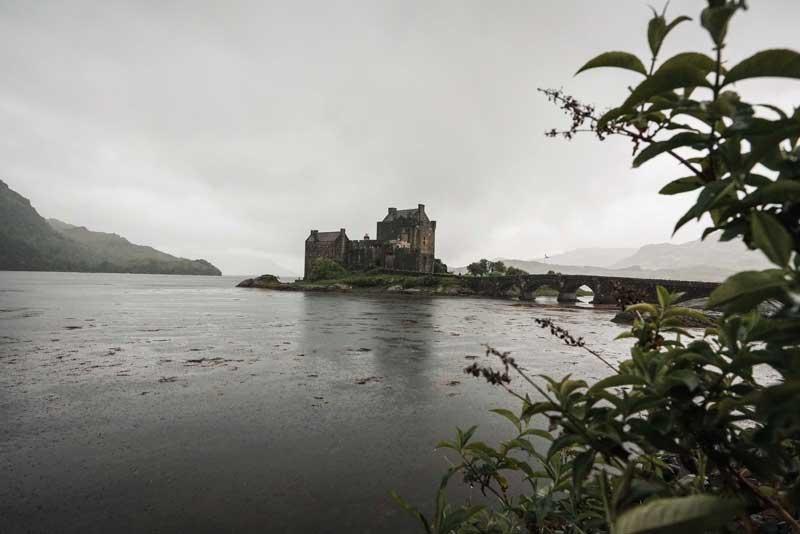 İskoçya'daki Kaleler