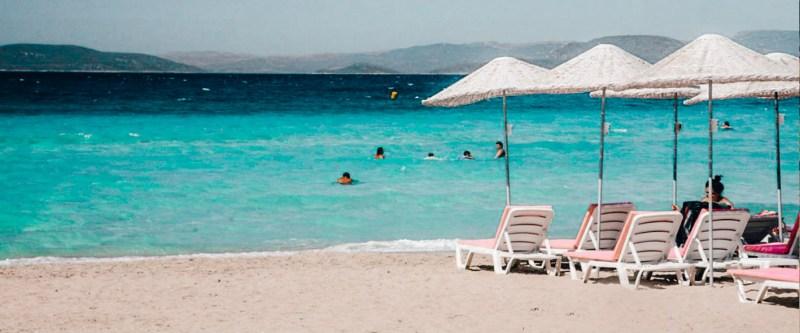 En Güzel Çeşme Koyları ve Plajları
