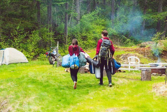 İlk kez kamp yapacaklar kamp alanı tercihi