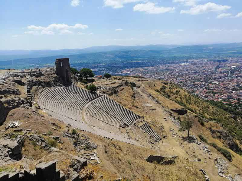 Pergamon Bergama AMfitiyatro