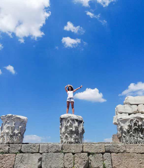 Pergamon Örenyeri Antik Kenti