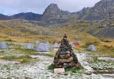 Dilberdüzü kamp alanı