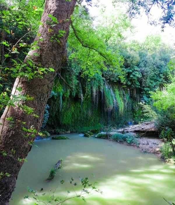 Kurşunlu Şelalesi tabiat Parkı
