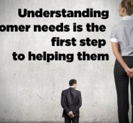Intelligence is understanding your customers