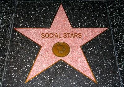 Social Stars - unlock opportunities through social media