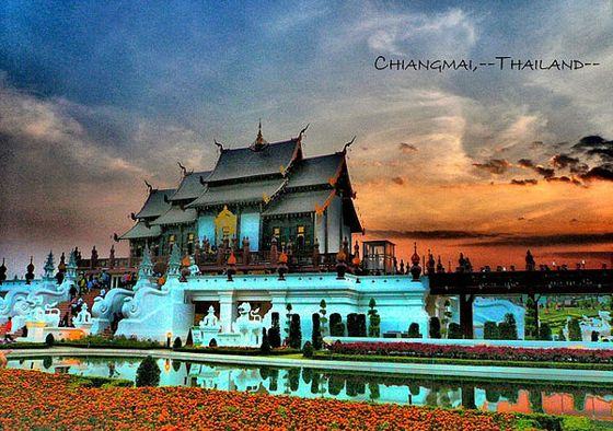 templos chiang mai visitar tailandia