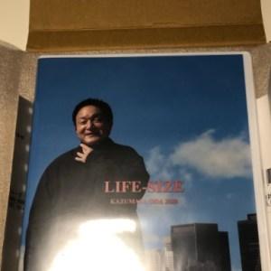 小田和正2021 ネタバレ注意! LIFE SIZE2020 これは便利っ!目次(チャプター)を作りました。