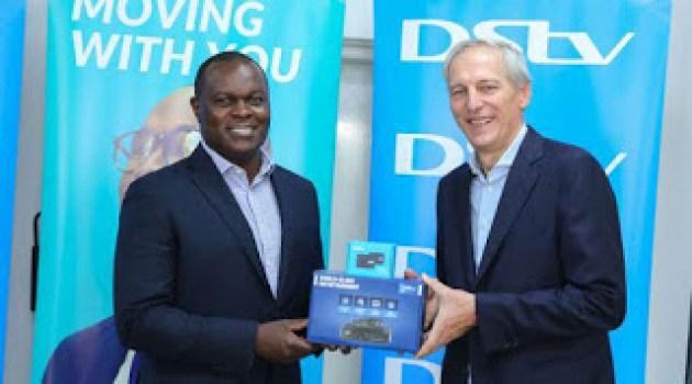 dstv adopt free internet based subscription model