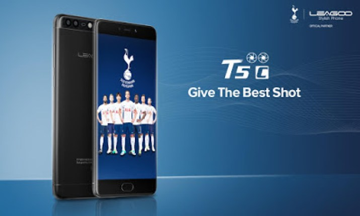 Leagoo T5 with benzeless display coming soon