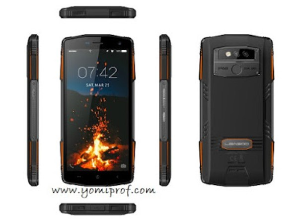 World first rugged helio P23 rugged smartphone