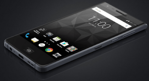 BlackBerry 'Krypton' to be released as the BlackBerry Motion