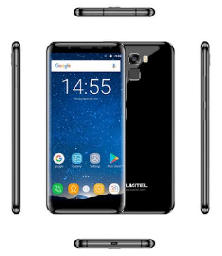 Oukitel K5000, full hd, 18:9 infinity display and 5000mAh battery