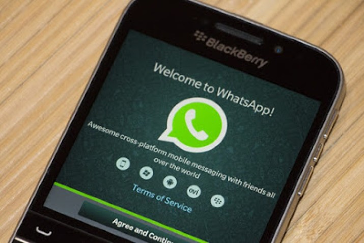 how to use whatsapp on older blackberry and windows phone