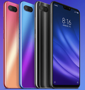 Xiaomi Mi 8 Lite (Youth Edition) Price and Spec