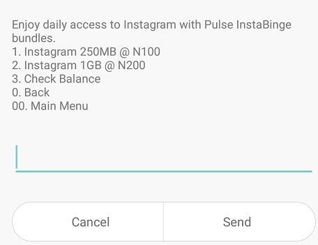 MTN InstaBinge Bundle 1GB for N200