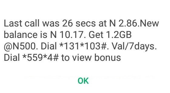 Get MTN 1.2GB for N500 - Works on all devices