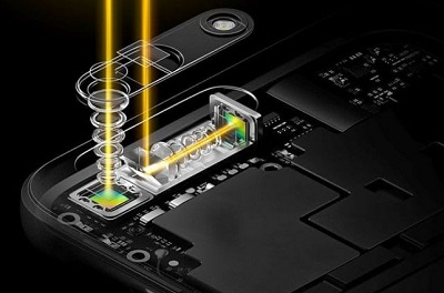 OPPO New Smartphone with 10x Optical Zoom