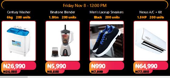 Black Friday Jumia