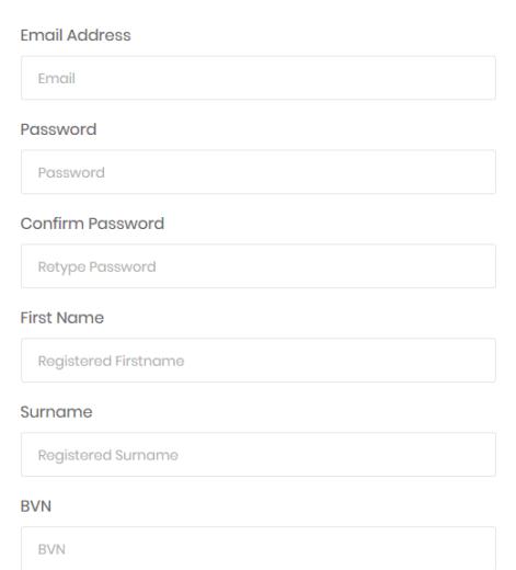 Nexit Portal signup