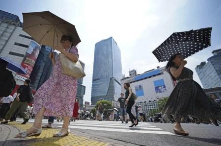 「猛暑 東京」の画像検索結果
